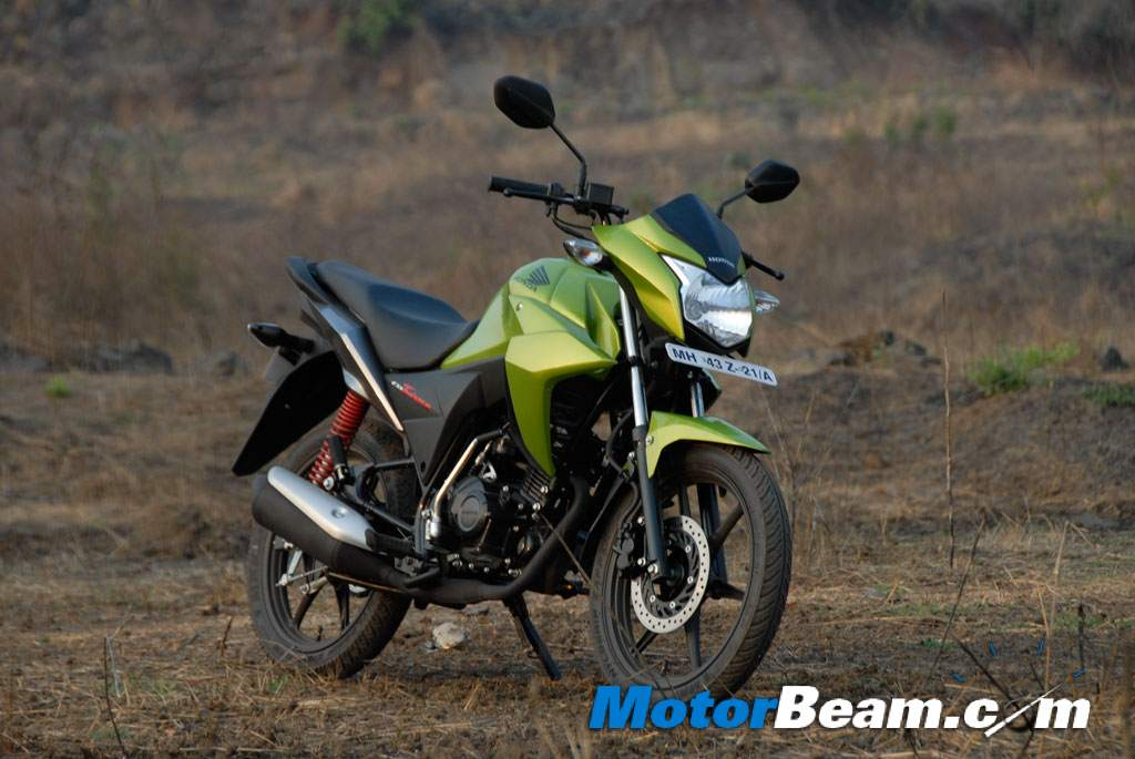 Honda CB Twister Test Ride Review