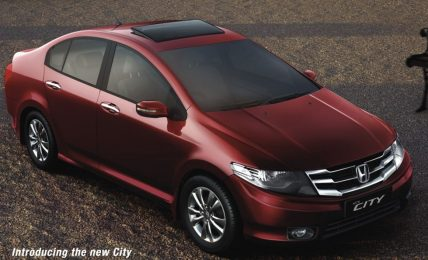 Honda City Facelift Corporate Edition