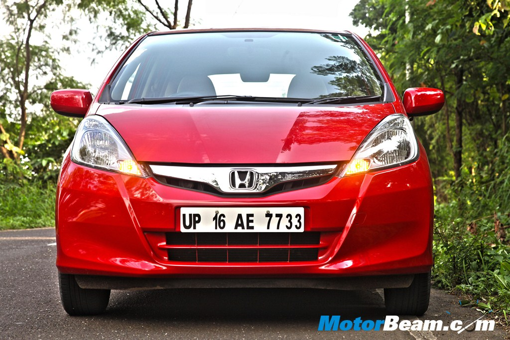 Honda Jazz Facelift Review