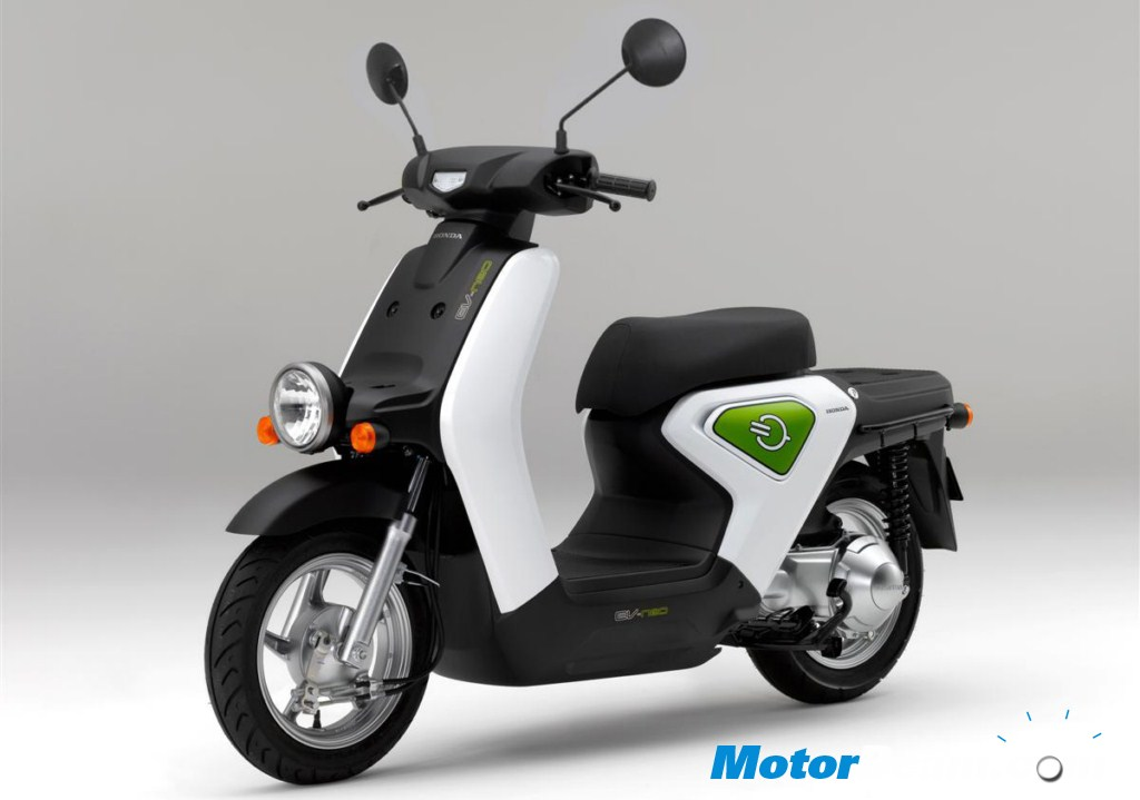 Honda_evneo_electric_scooter