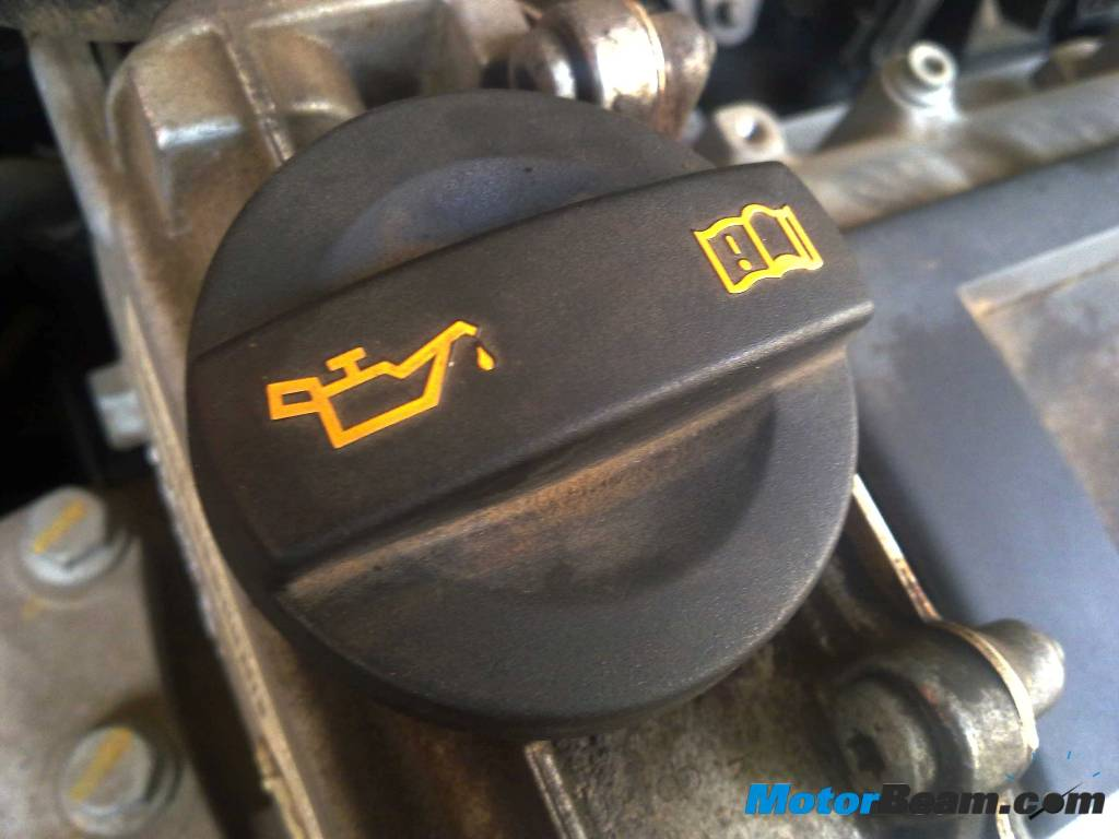 How To Check Oil Level Oil Cap