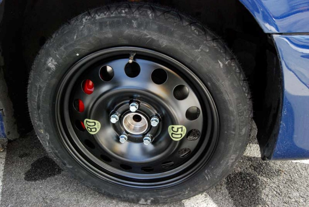 How To Flat Tyre Spare Tyre