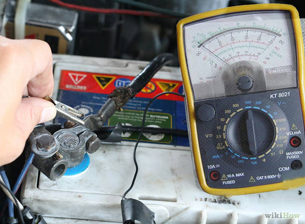 How To Jump Start Battery Check Battery