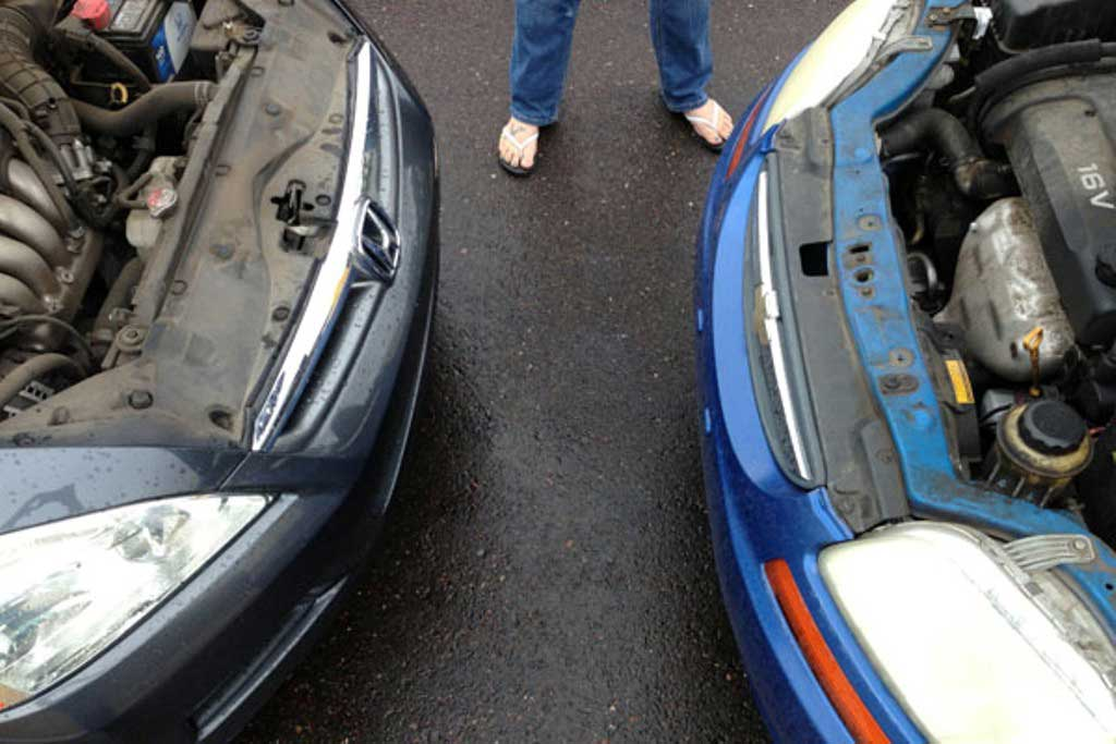 How To Jump Start Battery Working Car
