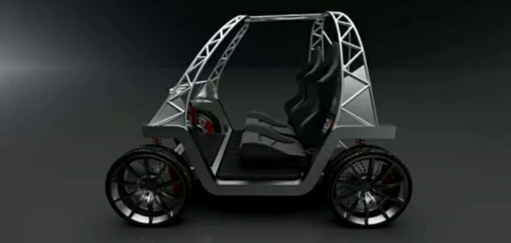 Hriman Motors Rt90 Is India S First Electric Two Seater Car Motorbeam