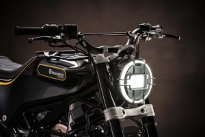 Husqvarna 401 Svartpilen Concept LED Headlight