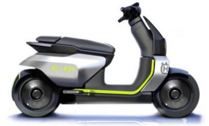 Husqvarna E-Scooter Launch