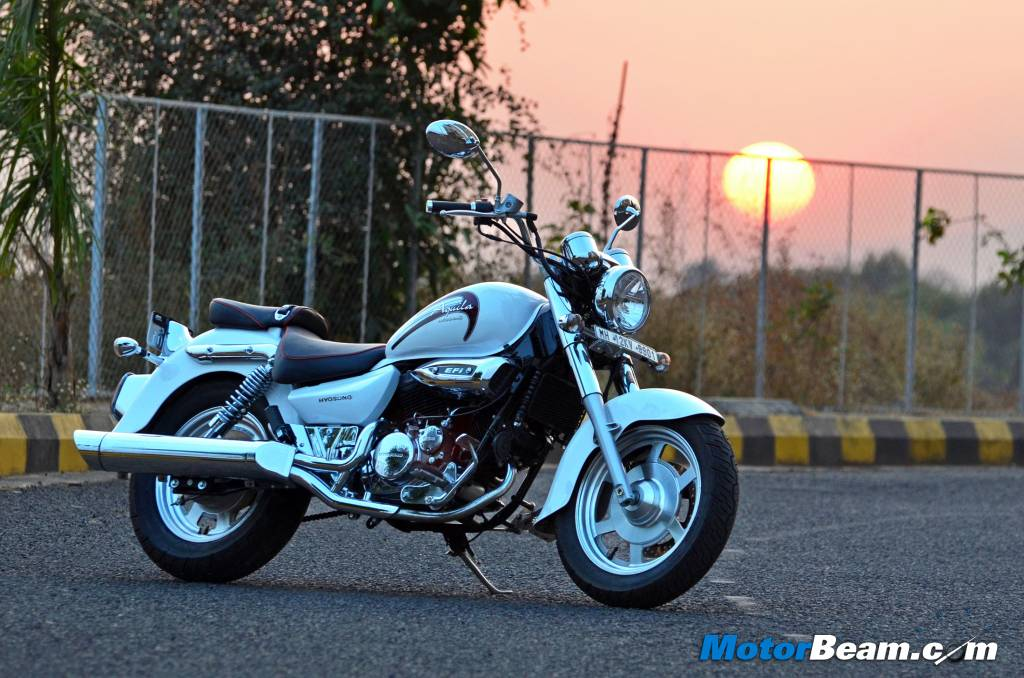 Hyosung Aquila 250 Review