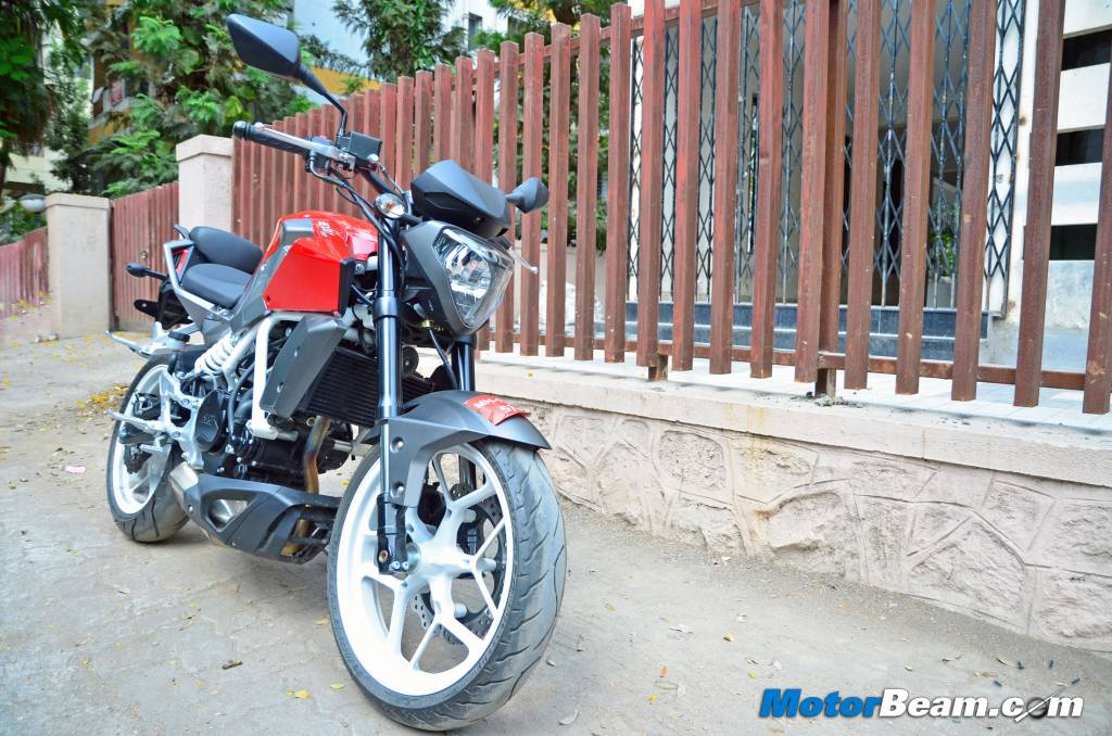 Hyosung GD250N Test Ride Review