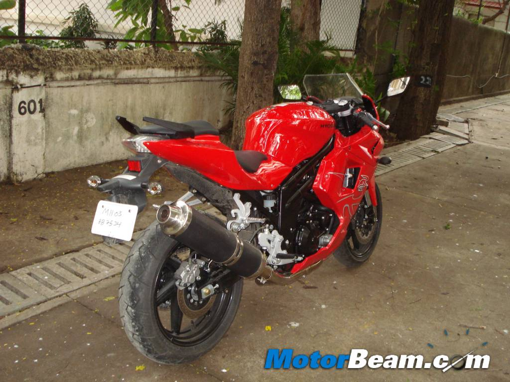 Hyosung GT650R Ownership Report