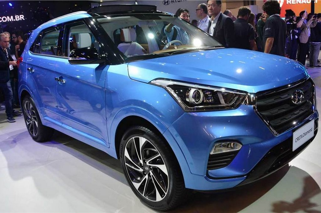 Hyundai Creta Diamond Concept Reveal