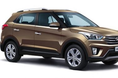 Hyundai Creta Earth Brown