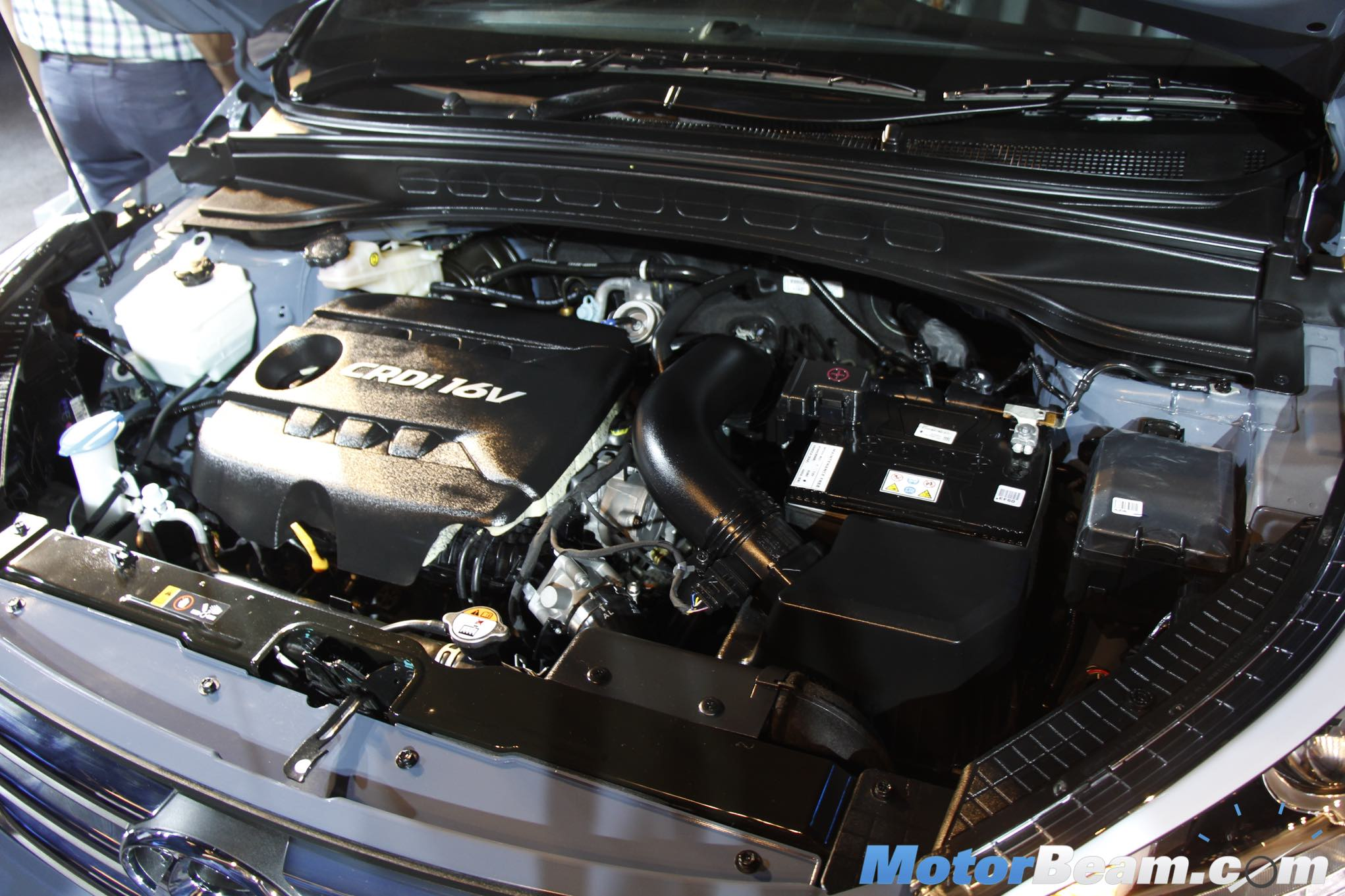 Hyundai Creta Engine