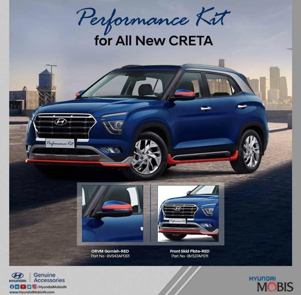 Hyundai Creta Performance Kit
