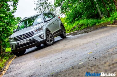 Hyundai Creta Petrol Automatic Review