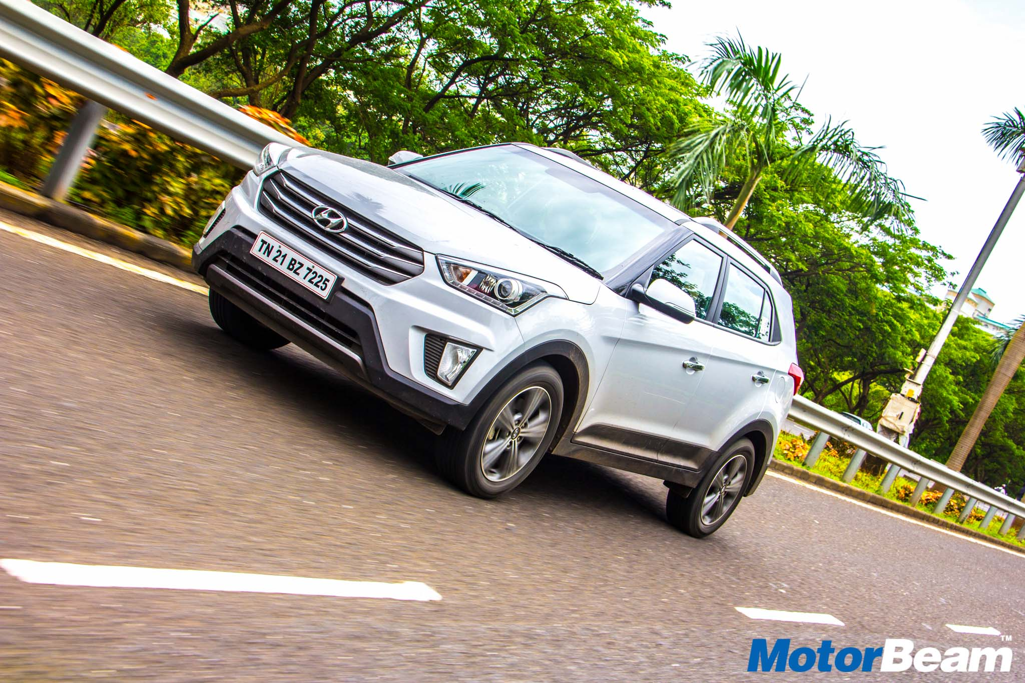 Hyundai Creta Petrol Automatic Test Drive Review