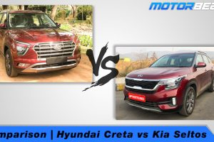 Hyundai Creta vs Kia Seltos Video