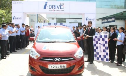 Hyundai Cross Country Drive