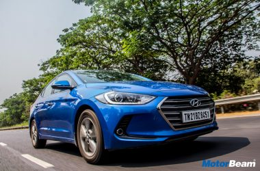 Hyundai Elantra CRDI AT Long Term