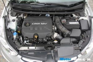 CRDI Engine