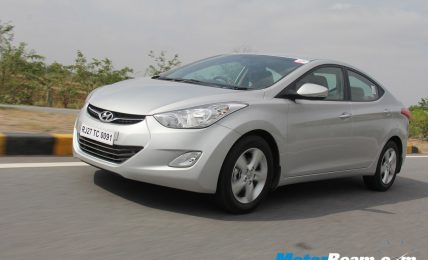 Hyundai Elantra Test Drive Review