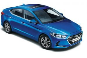 Hyundai Elantra Specifications