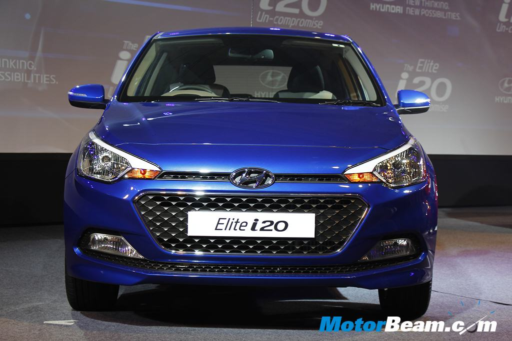 2015 Hyundai Elite I20 Launched In India Priced From Rs 4 90 Lakhs