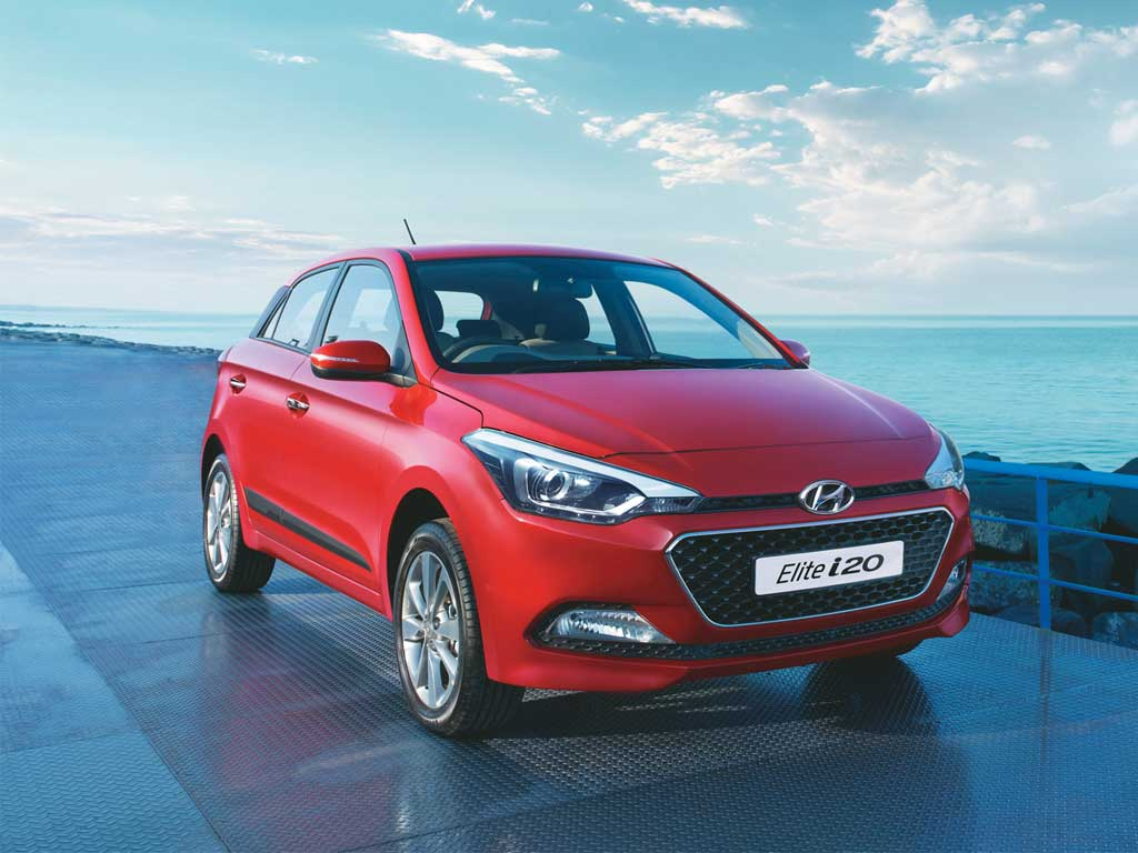 Hyundai Elite i20 Specifications