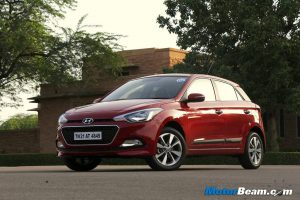 Hyundai Elite i20 Test Drive