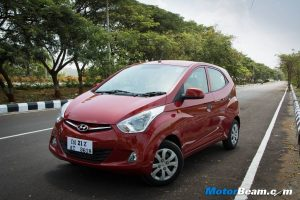 Hyundai Eon 1.0 Test Drive Review