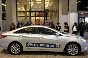 Hyundai Fifa World Cup Car