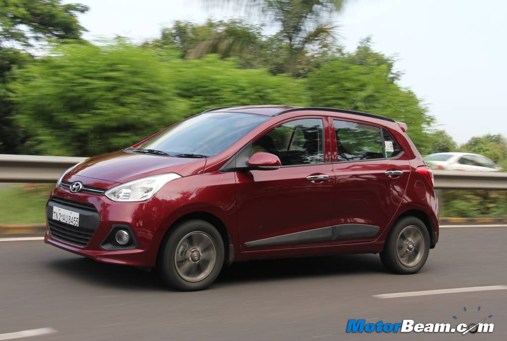 Hyundai Grand i10 1.2 Review