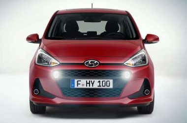 2017 Hyundai i10 Facelift Unveiled, Gets Added Equipment