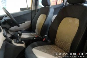 Hyundai Grand i10 Indonesia Adjustable Headrests