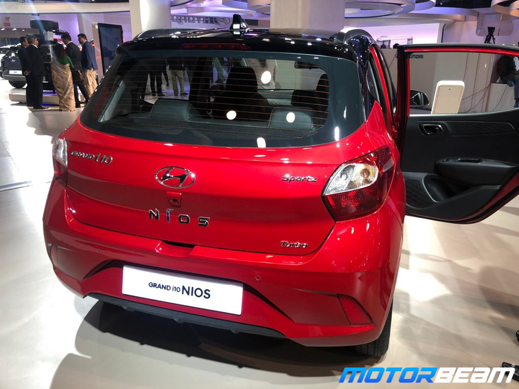 Hyundai Grand i10 NIOS Turbo 1