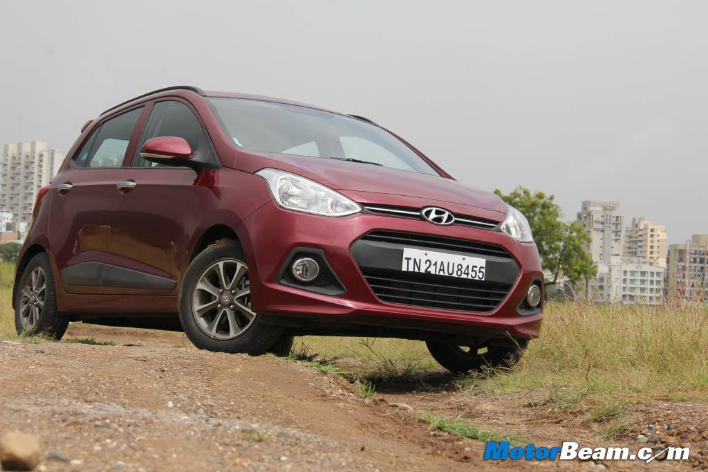Hyundai Grand i10 Petrol Test Drive Review