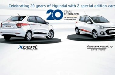 Hyundai Grand i10 Anniversary Edition Launched In India