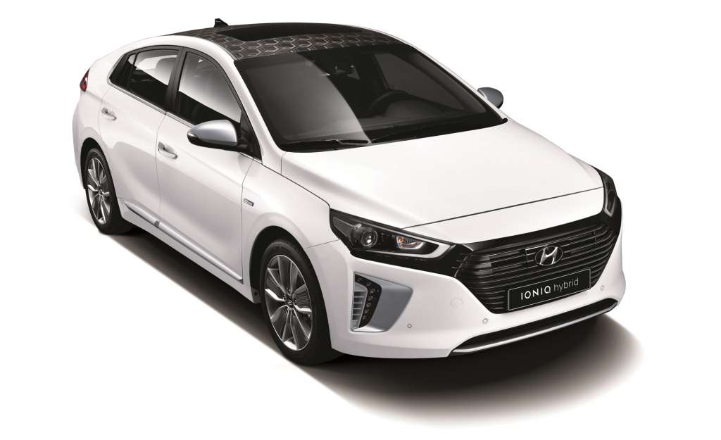 Hyundai Ioniq India