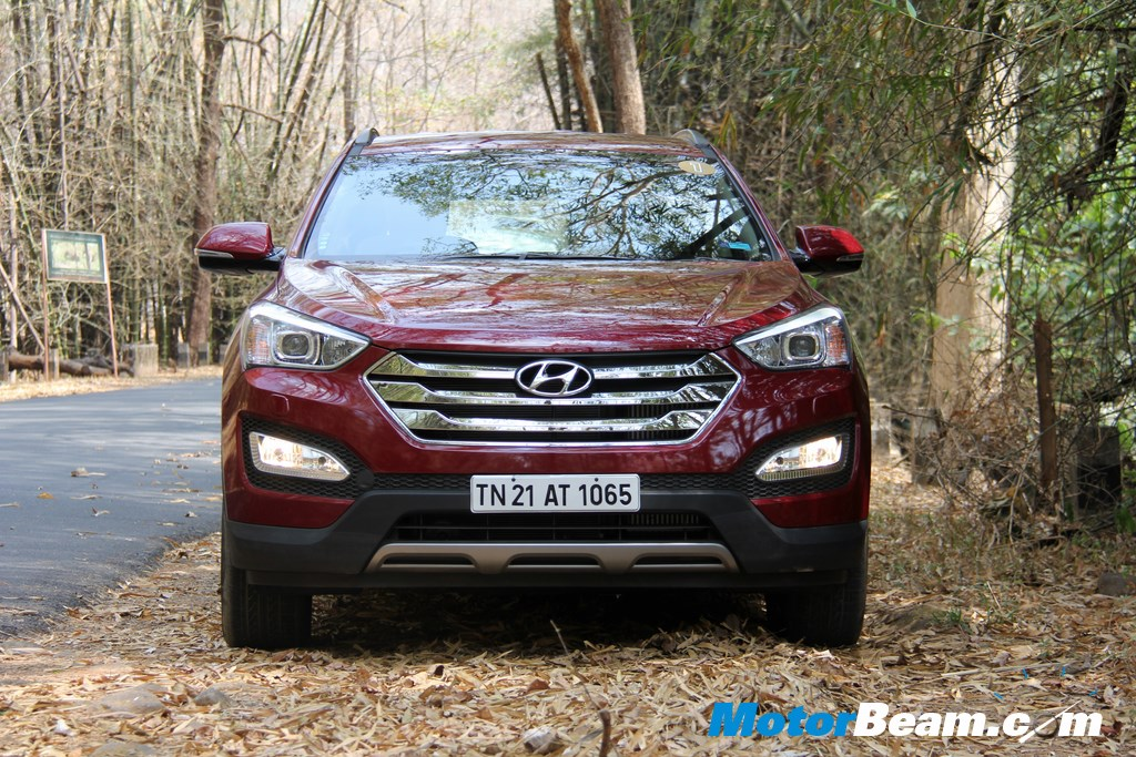 Hyundai Santa Fe Design Review