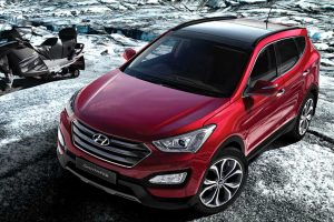 Hyundai Santa Fe Specifications