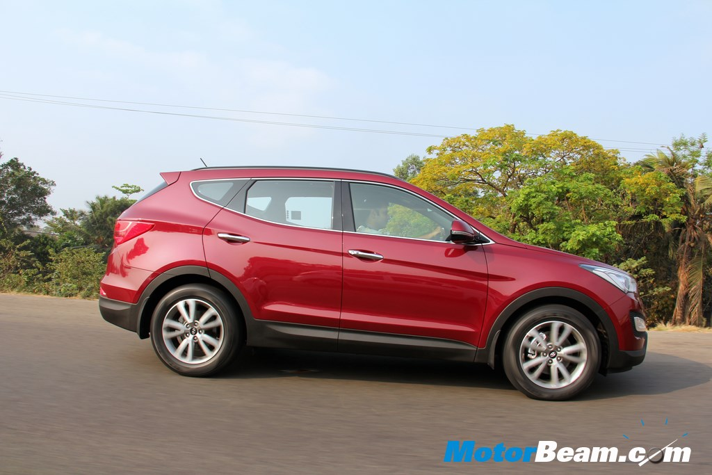 Hyundai Santa Fe User Review