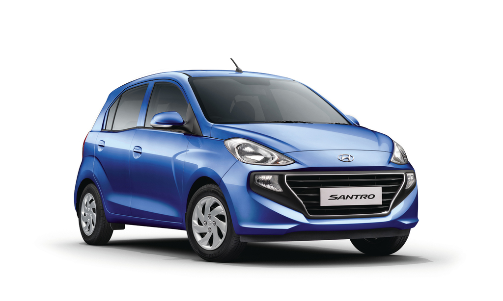 Hyundai Santro Price Review Mileage Features Specifications