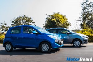 Hyundai Santro vs Tata Tiago Hindi Video