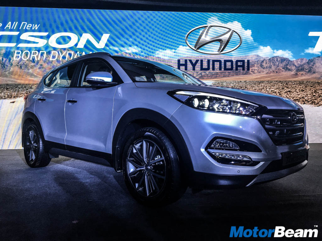Hyundai Tucson Launched In India