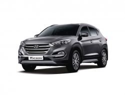 Hyundai Tucson Specifications