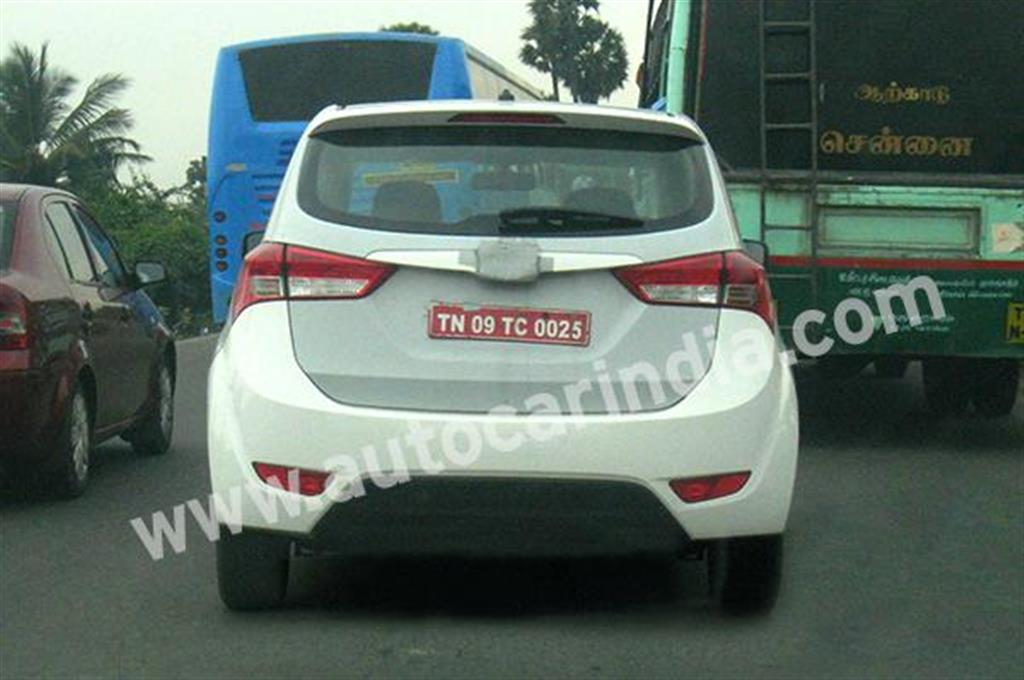 Hyundai Upcoming MPV