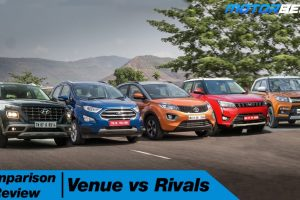 Hyundai Venue vs Rivals