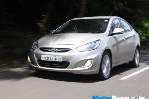 Hyundai Verna Automatic Test Drive Review