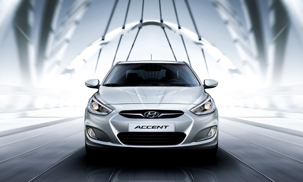 Hyundai Verna Updated Front