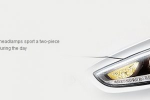 Hyundai Verna Updated Headlamps